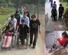 Saaya Association Access Audit of Islamabad zoo