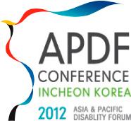 APDF 2012 Logo