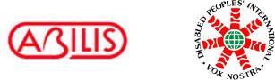 Logo of ABILIS Foundation and DPI/AP
