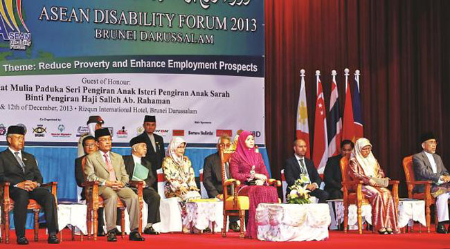 ASEAN Disability Conference in Brunei